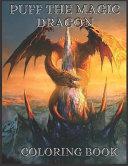Puff The Magic Dragon Coloring Book