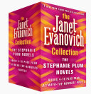 The Janet Evanovich Collection: The Stephanie Plum Novels (Books 4 to 16 plus four Between the Numbers novels)