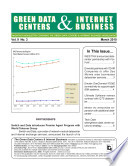 Green Data Centers Monthly Newsletter March 2010