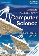 Books - Cambridge Igcse� Computer Science Teachers Resource Cd-Rom | ISBN 9781316611166