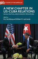 A New Chapter in US-Cuba Relations