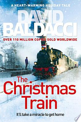 Book cover of 'The Christmas Train' by David Baldacci