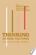 Thinking Across Cultures