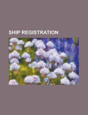 Ship Registration