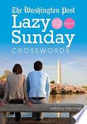 The Washington Post Lazy Sunday Crosswords