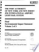 JFK International Airport Light Rail System Book