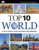 DK Eyewitness Top 10 World