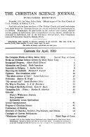 Pdf The Christian Science Journal