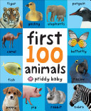 First 100 Animals Book PDF