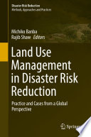 Land Use Management in Disaster Risk Reduction Book