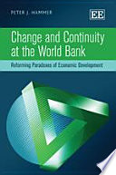 Change and Continuity at the World Bank Pdf/ePub eBook