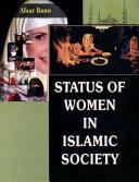 Status of Women in Islamic Society  Society