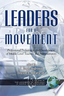Leaders for a Movement