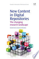New Content in Digital Repositories Book