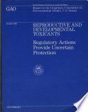 Reproductive and Developmental Toxicants