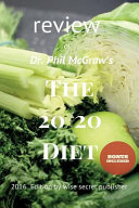 Review of Dr  Phil Mcgraw s the 20 20 Diet Book