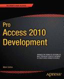 Pro Access 2010 Development