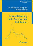 Financial Modeling Under Non Gaussian Distributions