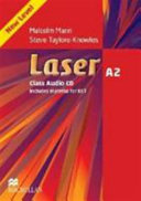 Laser A2 : [new level]. Class audio CD : includes material for KET