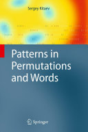 Patterns in Permutations and Words