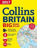 Big Road Atlas Britain