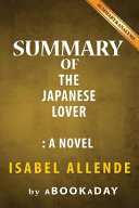 Summary of the Japanese Lover Book