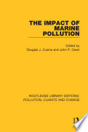 The Impact of Marine Pollution