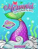 Mermaid Coloring Book For Girls Book PDF