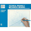 Books - Technical Drawing 2 Mechanical Drawing Grade 11 | ISBN 9780582588578
