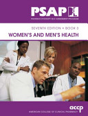 Psap Vii Book 3 Women S And Men S Health  Book PDF