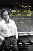 Surely You're Joking, Mr. Feynman! book cover