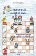 Lustige Geschichten in Erzgebirgischer Mundart