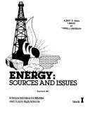 Energy: Sources and Issues