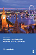 Democracy and Diversity in Financial Market Regulation