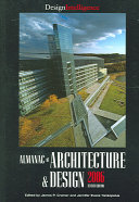 Almanac of Architecture & Design 2006