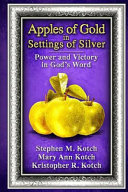 Apples of Gold in Settings of Silver Book
