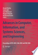Advances In Computer Information And Systems Sciences And Engineering Book PDF