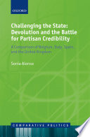 Challenging the State  Devolution and the Battle for Partisan Credibility
