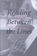 Pdf Reading Between the Lines Telecharger