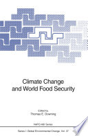 Climate Change and World Food Security Book