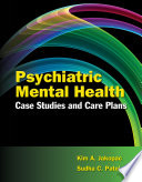 Psychiatric Mental Health Case Studies and Care Plans Book