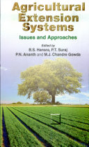 Pdf Agricultural Extension Systems