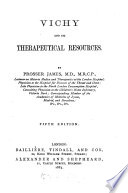 Vichy and Its Therapeutical Resources