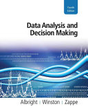 Data Analysis and Decision Making Book