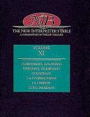 The New Interpreter s Bible Book PDF