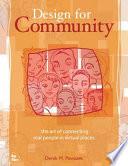 Design for Community Book