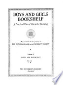 Boys and Girls Bookshelf