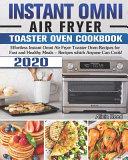 Instant Omni Air Fryer Toaster Oven Cookbook 2020 PDF