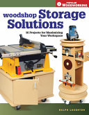 Woodshop Storage Solutions