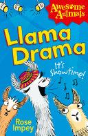 Llama Drama (Awesome Animals) Pdf/ePub eBook